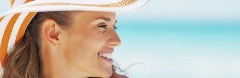 Medicina estetica d'estate: rinfrescare e ringiovanire il viso